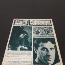 Coleccionismo deportivo: REVISTA BARÇA. N° 525. DICIEMBRE 1965.. Lote 245381045