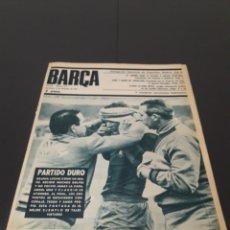 Coleccionismo deportivo: REVISTA BARÇA. N° 578. DICIEMBRE 1966.. Lote 245382600