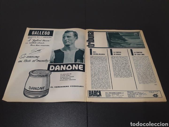 Coleccionismo deportivo: REVISTA BARÇA. N° 577. DICIEMBRE 1966. - Foto 2 - 245383230