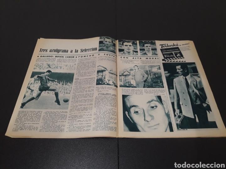 Coleccionismo deportivo: REVISTA BARÇA. N° 577. DICIEMBRE 1966. - Foto 3 - 245383230