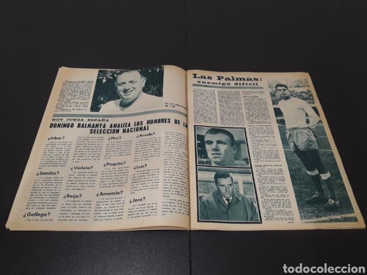 Coleccionismo deportivo: REVISTA BARÇA. N° 577. DICIEMBRE 1966. - Foto 4 - 245383230