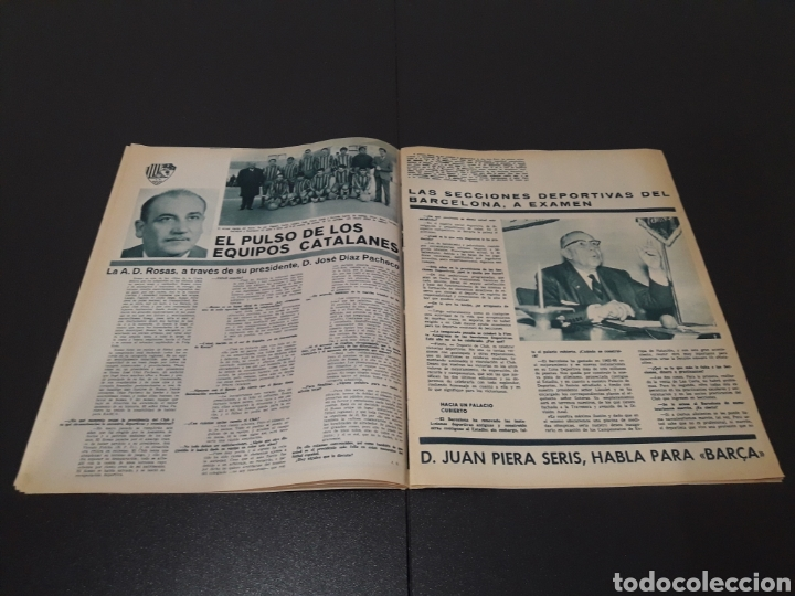 Coleccionismo deportivo: REVISTA BARÇA. N° 577. DICIEMBRE 1966. - Foto 5 - 245383230