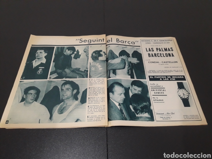 Coleccionismo deportivo: REVISTA BARÇA. N° 577. DICIEMBRE 1966. - Foto 9 - 245383230