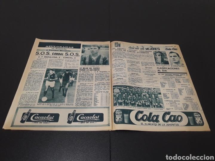 Coleccionismo deportivo: REVISTA BARÇA. N° 577. DICIEMBRE 1966. - Foto 10 - 245383230