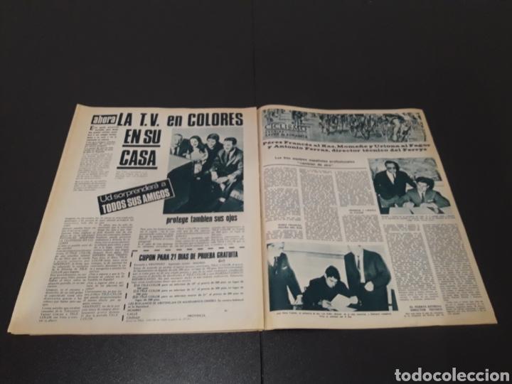 Coleccionismo deportivo: REVISTA BARÇA. N° 577. DICIEMBRE 1966. - Foto 11 - 245383230