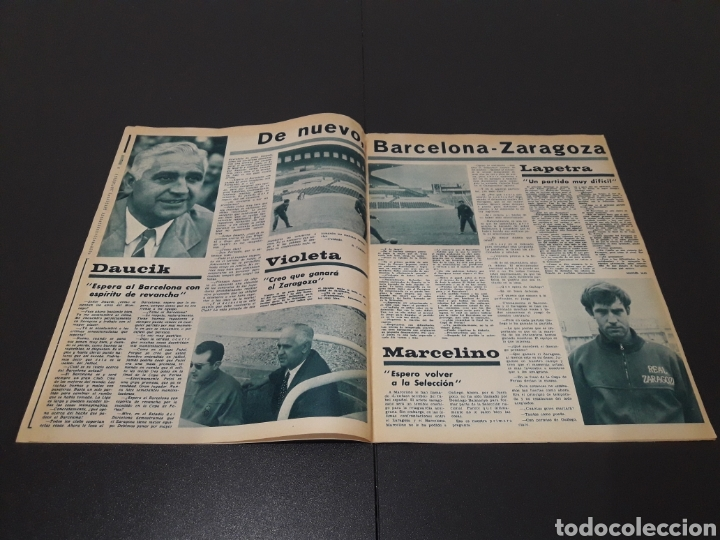 Coleccionismo deportivo: REVISTA BARÇA. N° 572. NOVIEMBRE 1966. - Foto 3 - 245383830