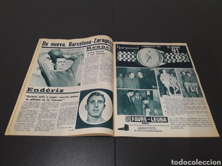 Coleccionismo deportivo: REVISTA BARÇA. N° 572. NOVIEMBRE 1966. - Foto 4 - 245383830