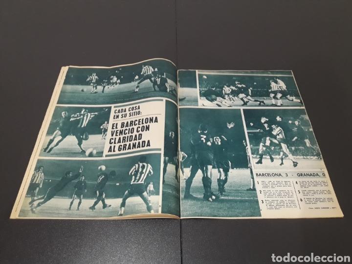 Coleccionismo deportivo: REVISTA BARÇA. N° 572. NOVIEMBRE 1966. - Foto 5 - 245383830