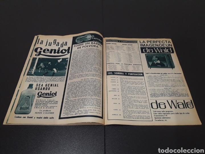Coleccionismo deportivo: REVISTA BARÇA. N° 572. NOVIEMBRE 1966. - Foto 6 - 245383830