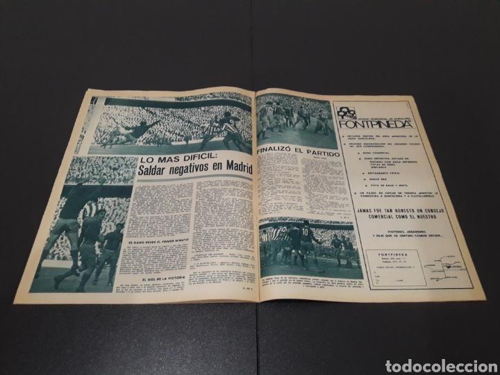 Coleccionismo deportivo: REVISTA BARÇA. N° 572. NOVIEMBRE 1966. - Foto 8 - 245383830