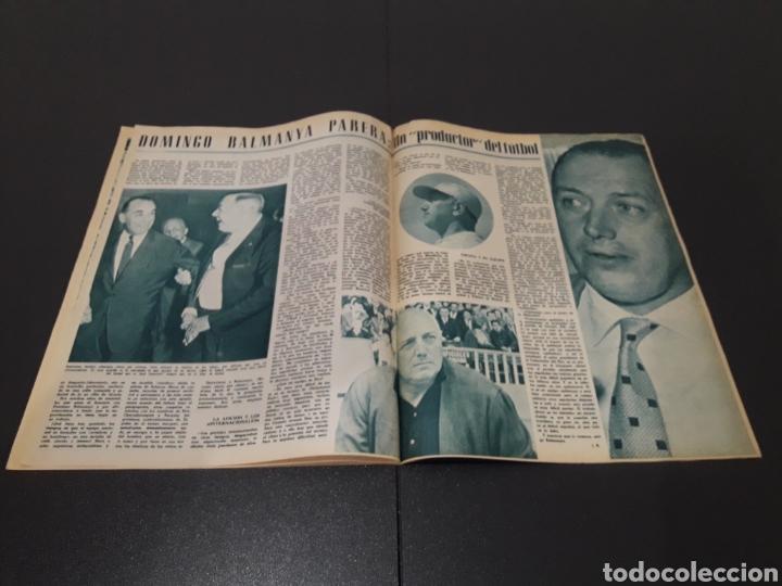 Coleccionismo deportivo: REVISTA BARÇA. N° 572. NOVIEMBRE 1966. - Foto 9 - 245383830
