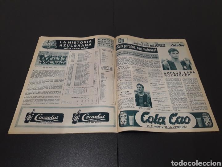 Coleccionismo deportivo: REVISTA BARÇA. N° 572. NOVIEMBRE 1966. - Foto 10 - 245383830