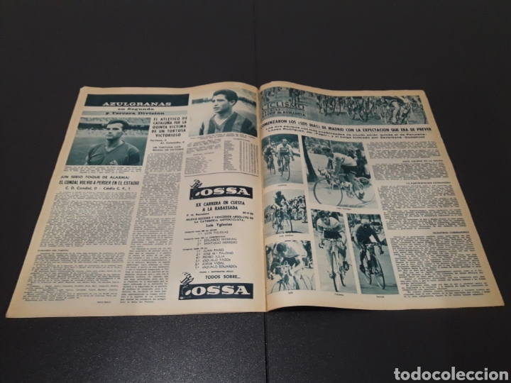 Coleccionismo deportivo: REVISTA BARÇA. N° 572. NOVIEMBRE 1966. - Foto 11 - 245383830