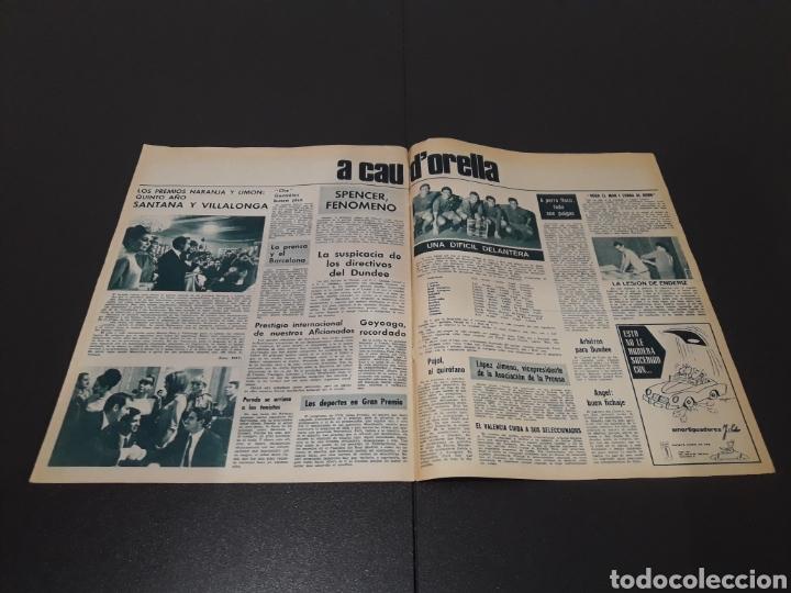 Coleccionismo deportivo: REVISTA BARÇA. N° 572. NOVIEMBRE 1966. - Foto 12 - 245383830