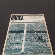 Coleccionismo deportivo: REVISTA BARÇA. N° 572. NOVIEMBRE 1966.. Lote 245383830