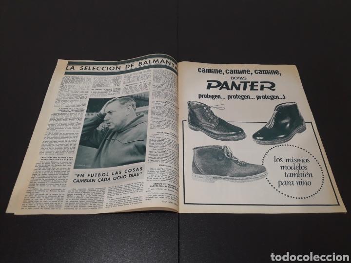 Coleccionismo deportivo: REVISTA BARÇA. N° 570. OCTUBRE 1966. - Foto 4 - 245384335