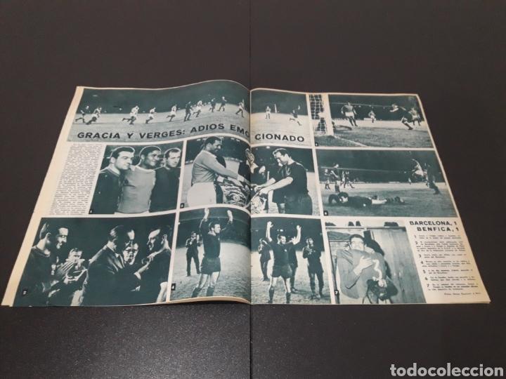 Coleccionismo deportivo: REVISTA BARÇA. N° 570. OCTUBRE 1966. - Foto 5 - 245384335