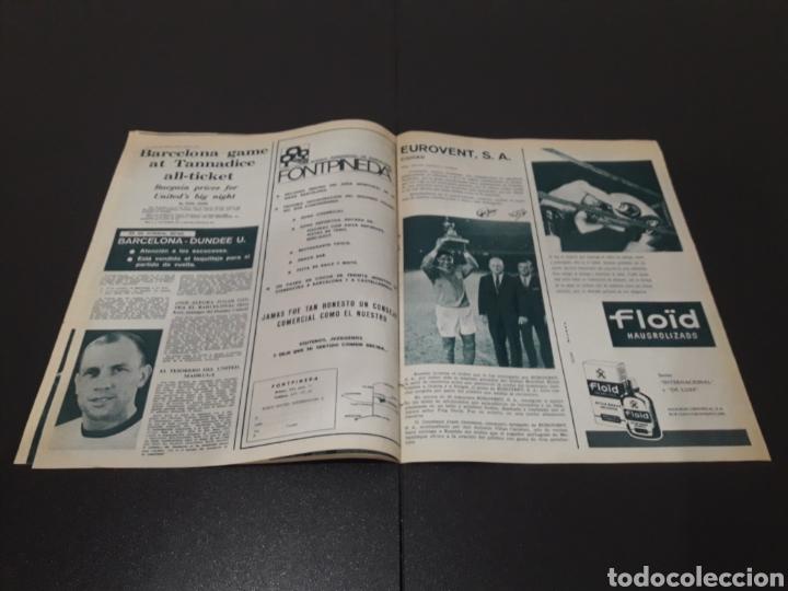 Coleccionismo deportivo: REVISTA BARÇA. N° 570. OCTUBRE 1966. - Foto 6 - 245384335