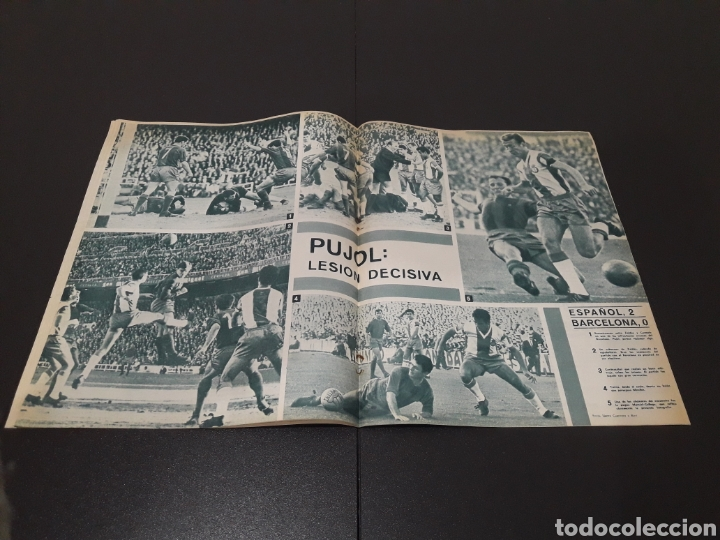 Coleccionismo deportivo: REVISTA BARÇA. N° 570. OCTUBRE 1966. - Foto 7 - 245384335