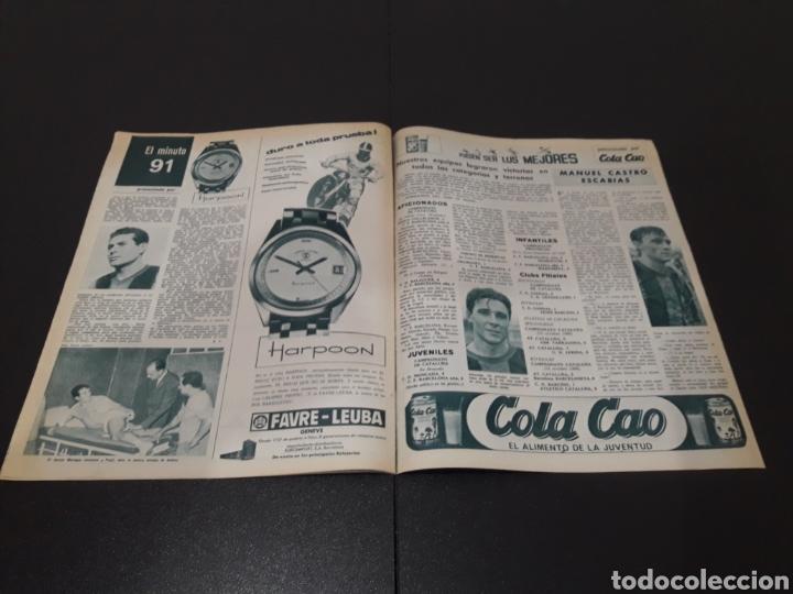 Coleccionismo deportivo: REVISTA BARÇA. N° 570. OCTUBRE 1966. - Foto 9 - 245384335
