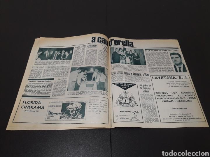 Coleccionismo deportivo: REVISTA BARÇA. N° 570. OCTUBRE 1966. - Foto 12 - 245384335