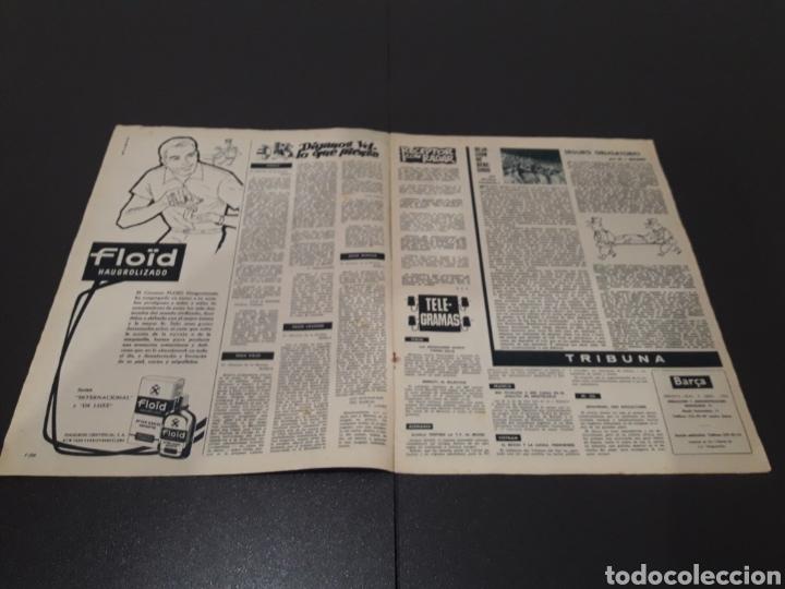 Coleccionismo deportivo: REVISTA BARÇA. N° 319. ENERO 1962. - Foto 2 - 245384980