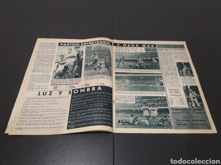 Coleccionismo deportivo: REVISTA BARÇA. N° 319. ENERO 1962. - Foto 3 - 245384980