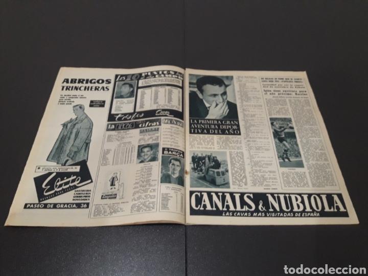 Coleccionismo deportivo: REVISTA BARÇA. N° 319. ENERO 1962. - Foto 4 - 245384980
