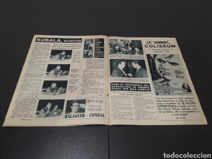 Coleccionismo deportivo: REVISTA BARÇA. N° 319. ENERO 1962. - Foto 6 - 245384980