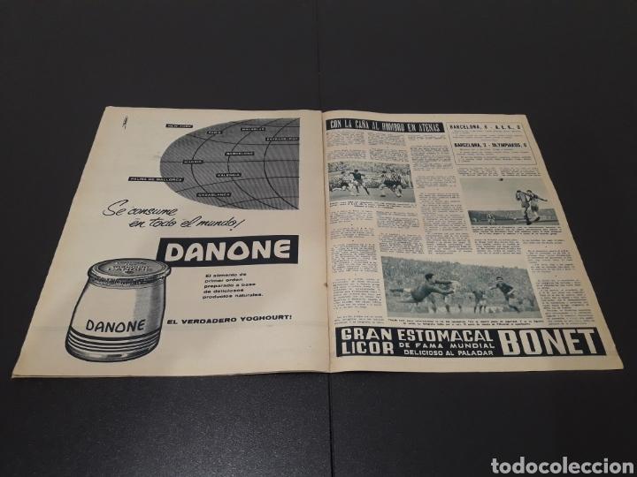 Coleccionismo deportivo: REVISTA BARÇA. N° 319. ENERO 1962. - Foto 7 - 245384980