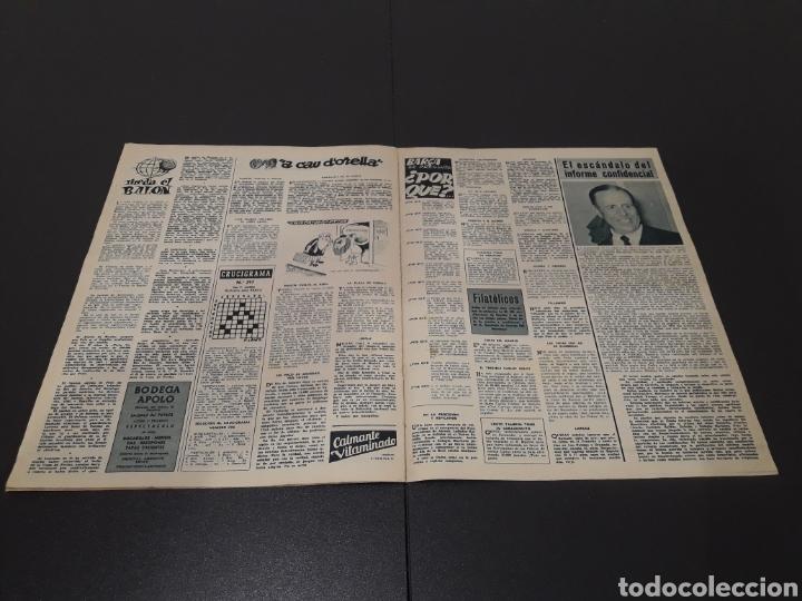 Coleccionismo deportivo: REVISTA BARÇA. N° 319. ENERO 1962. - Foto 8 - 245384980