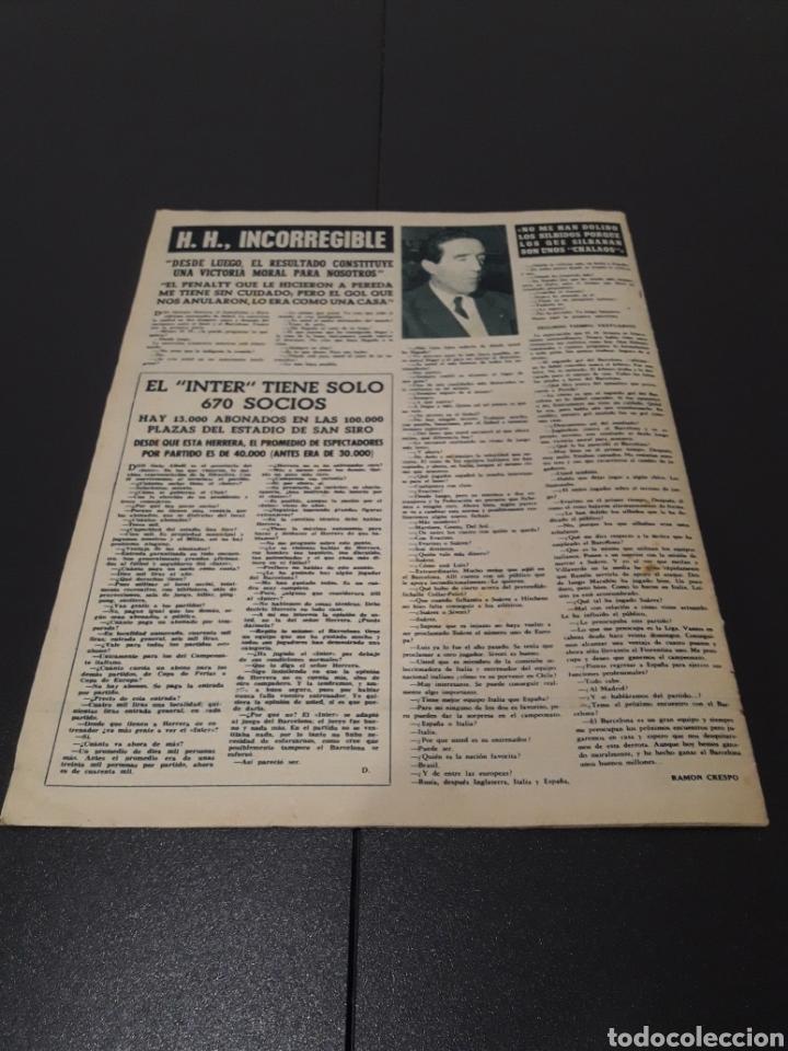 Coleccionismo deportivo: REVISTA BARÇA. N° 319. ENERO 1962. - Foto 9 - 245384980