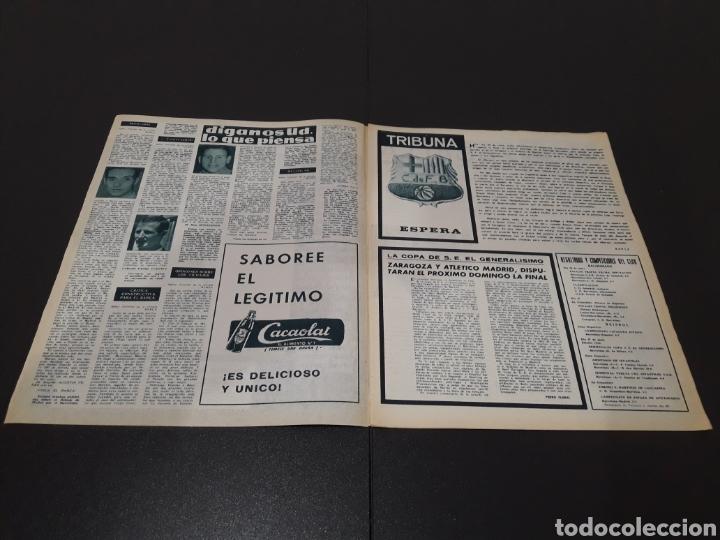 Coleccionismo deportivo: REVISTA BARÇA. N° 502. JULIO 1965. - Foto 2 - 245385495