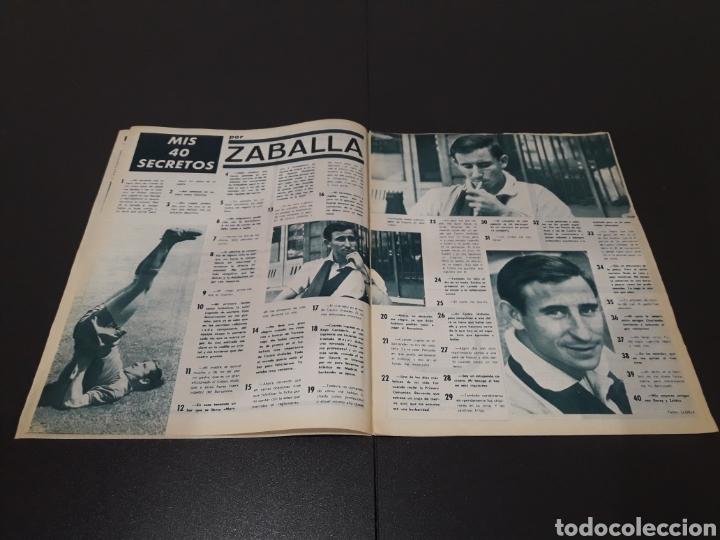 Coleccionismo deportivo: REVISTA BARÇA. N° 502. JULIO 1965. - Foto 3 - 245385495