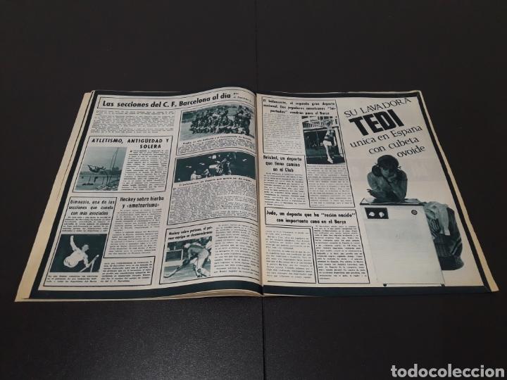 Coleccionismo deportivo: REVISTA BARÇA. N° 502. JULIO 1965. - Foto 5 - 245385495