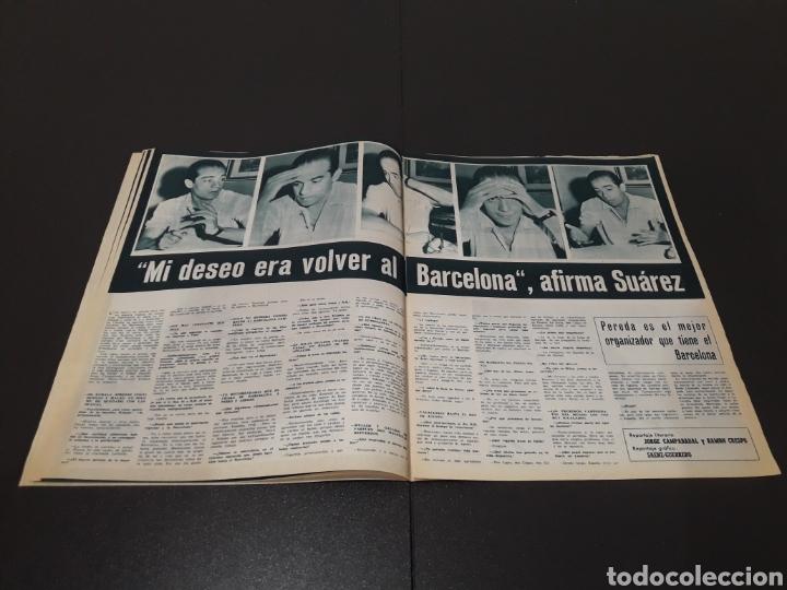 Coleccionismo deportivo: REVISTA BARÇA. N° 502. JULIO 1965. - Foto 6 - 245385495