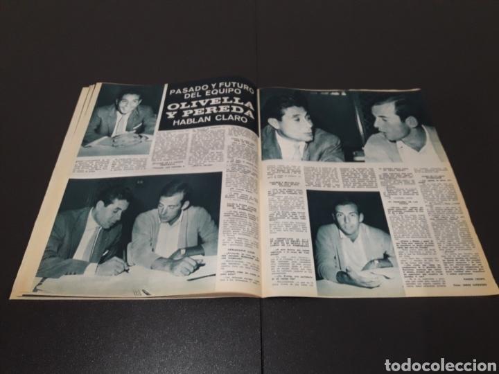 Coleccionismo deportivo: REVISTA BARÇA. N° 502. JULIO 1965. - Foto 7 - 245385495