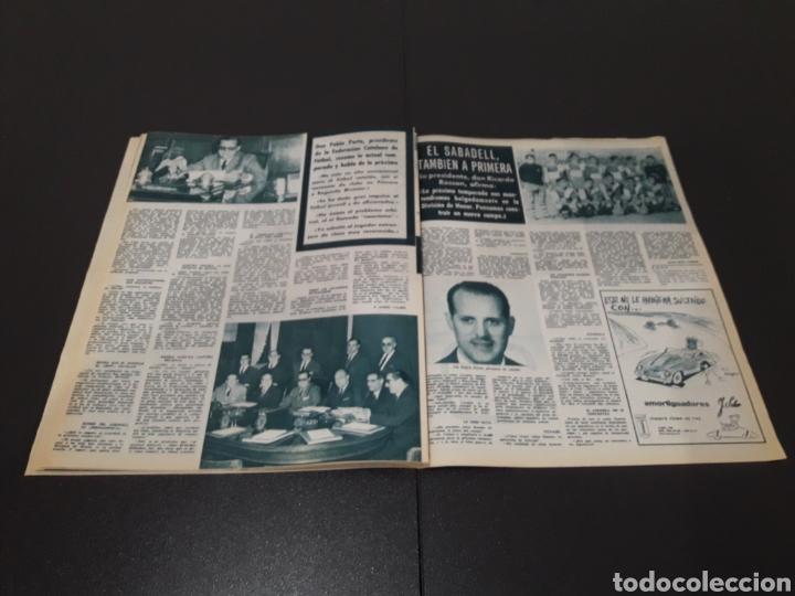 Coleccionismo deportivo: REVISTA BARÇA. N° 502. JULIO 1965. - Foto 8 - 245385495
