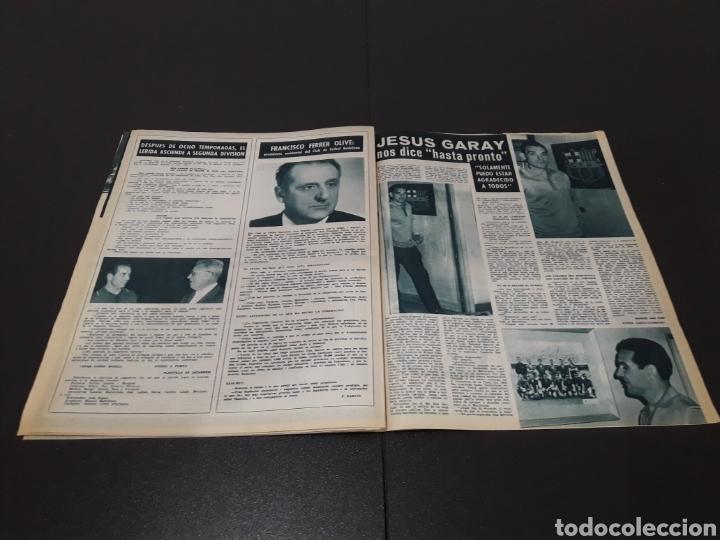 Coleccionismo deportivo: REVISTA BARÇA. N° 502. JULIO 1965. - Foto 10 - 245385495