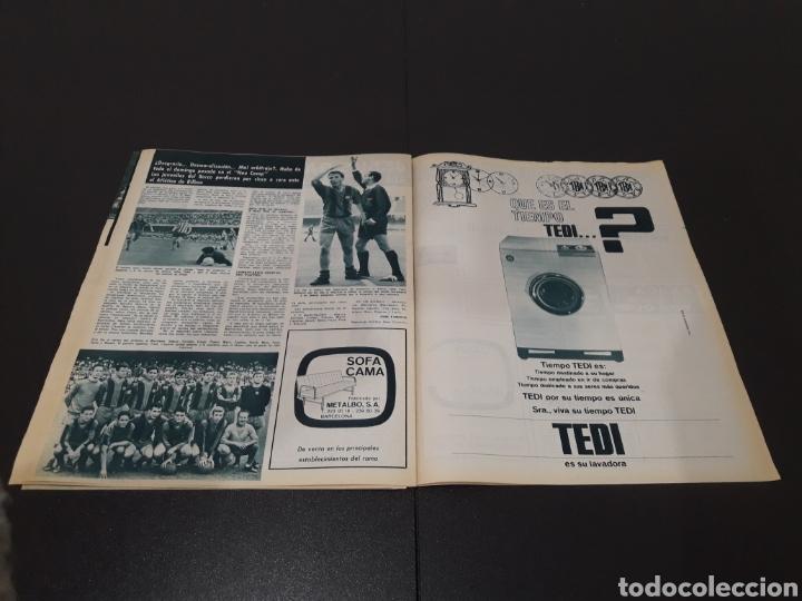 Coleccionismo deportivo: REVISTA BARÇA. N° 502. JULIO 1965. - Foto 11 - 245385495