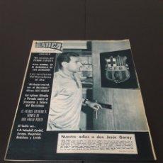 Coleccionismo deportivo: REVISTA BARÇA. N° 502. JULIO 1965.. Lote 245385495