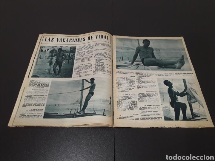 Coleccionismo deportivo: REVISTA BARÇA. N° 507. AGOSTO 1965. - Foto 6 - 245386040