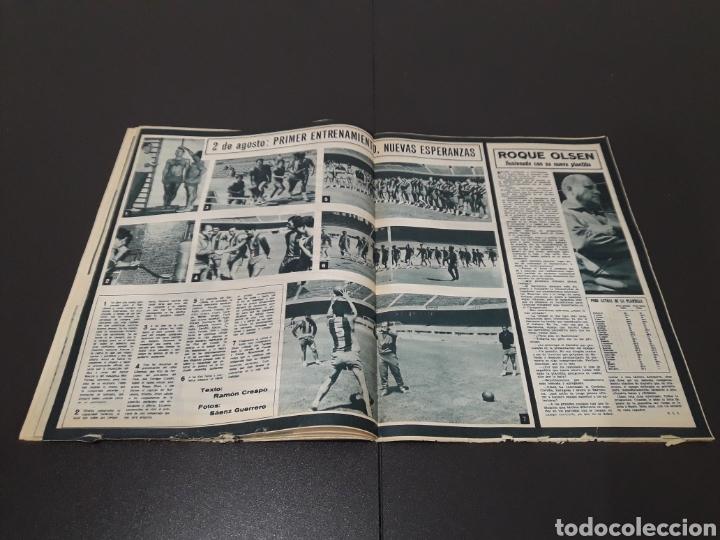 Coleccionismo deportivo: REVISTA BARÇA. N° 507. AGOSTO 1965. - Foto 7 - 245386040