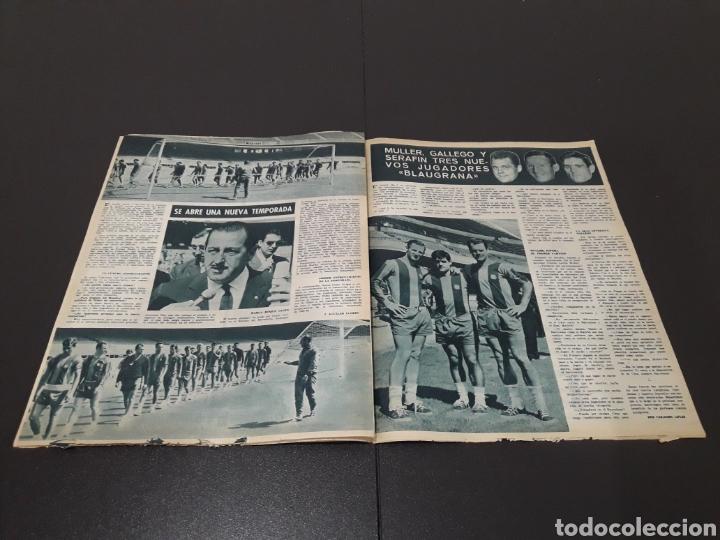 Coleccionismo deportivo: REVISTA BARÇA. N° 507. AGOSTO 1965. - Foto 8 - 245386040