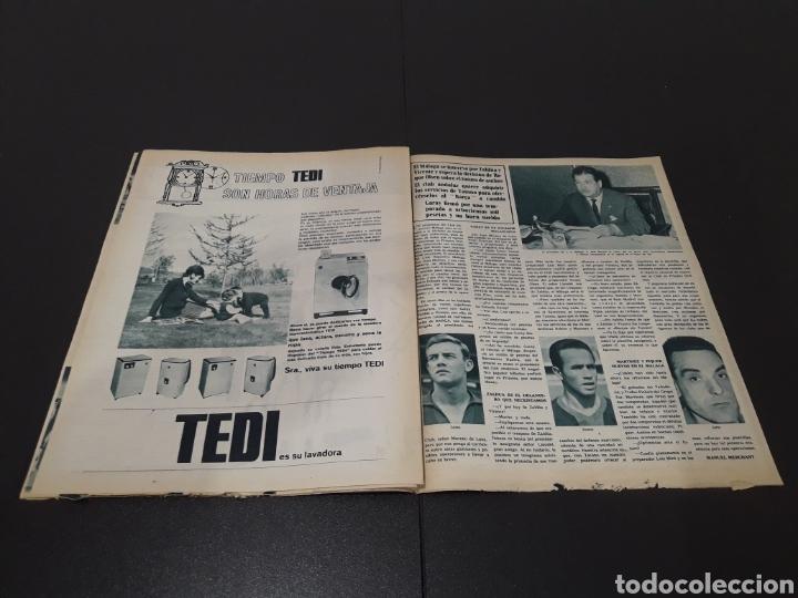 Coleccionismo deportivo: REVISTA BARÇA. N° 507. AGOSTO 1965. - Foto 9 - 245386040