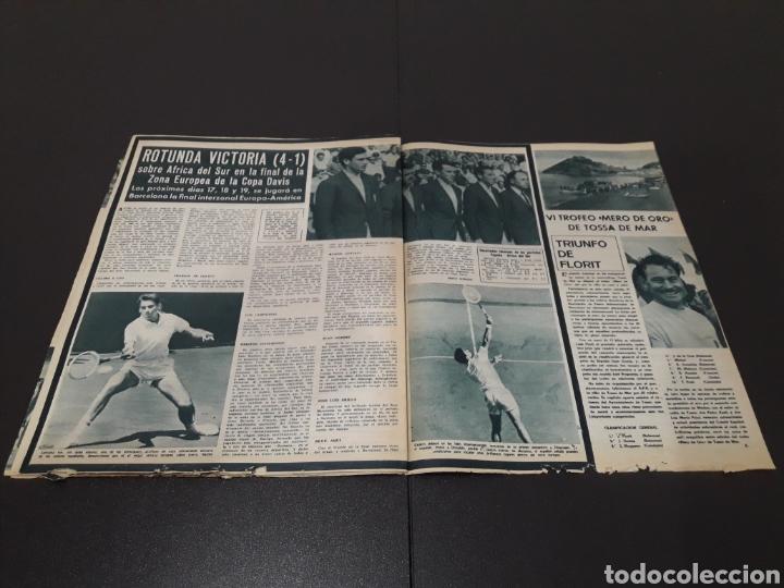 Coleccionismo deportivo: REVISTA BARÇA. N° 507. AGOSTO 1965. - Foto 10 - 245386040