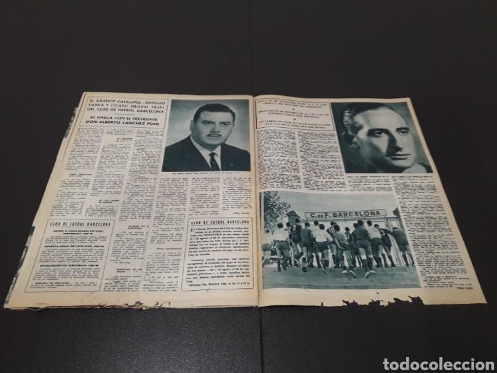 Coleccionismo deportivo: REVISTA BARÇA. N° 507. AGOSTO 1965. - Foto 11 - 245386040