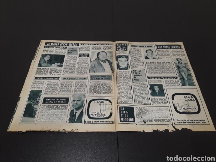 Coleccionismo deportivo: REVISTA BARÇA. N° 507. AGOSTO 1965. - Foto 12 - 245386040
