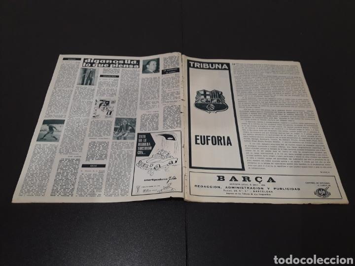 Coleccionismo deportivo: REVISTA BARÇA. N° 532. ENERO 1966. - Foto 2 - 245388935