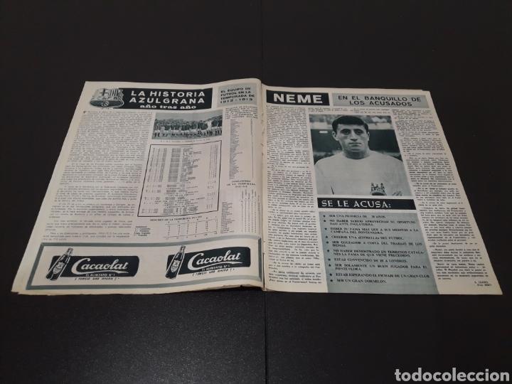 Coleccionismo deportivo: REVISTA BARÇA. N° 532. ENERO 1966. - Foto 3 - 245388935